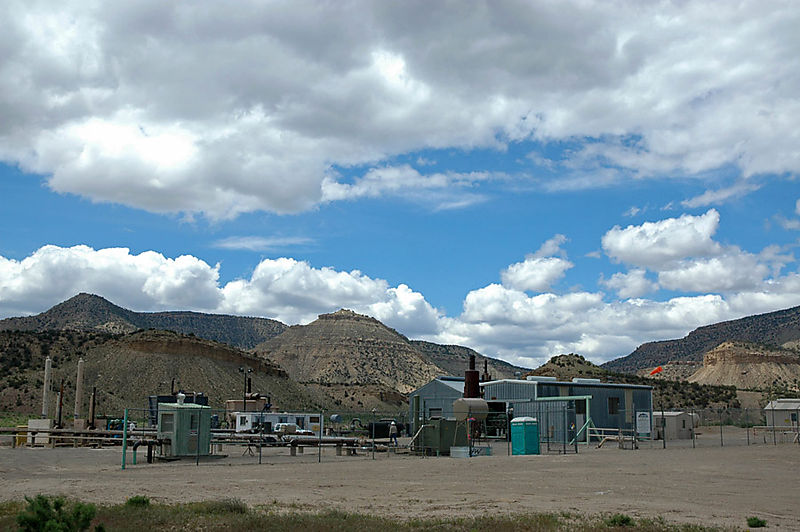 Westwater compressor station low