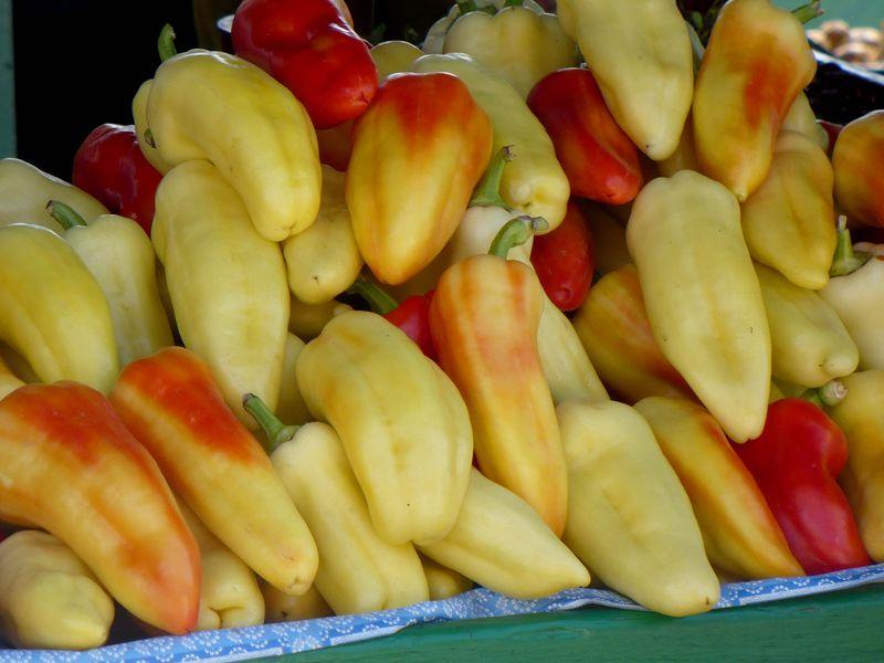 Vatra dornei peppers