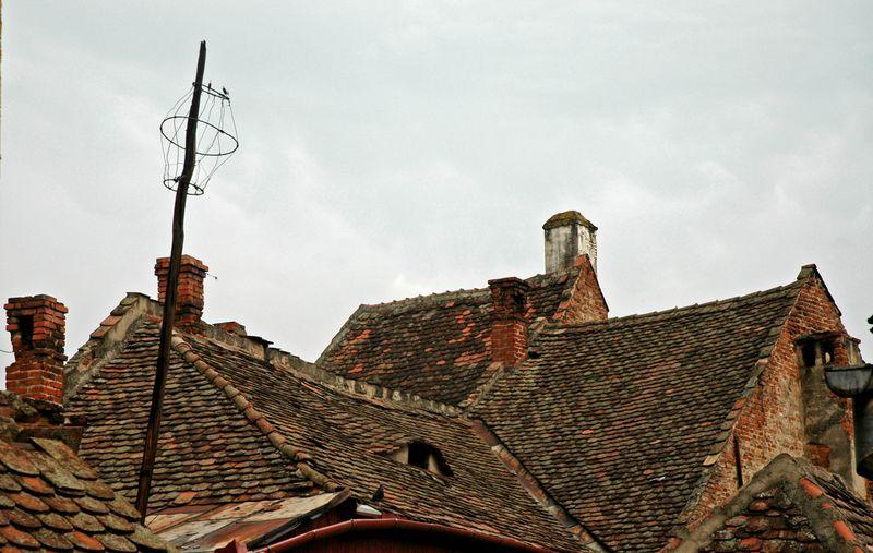 Sibiu room view