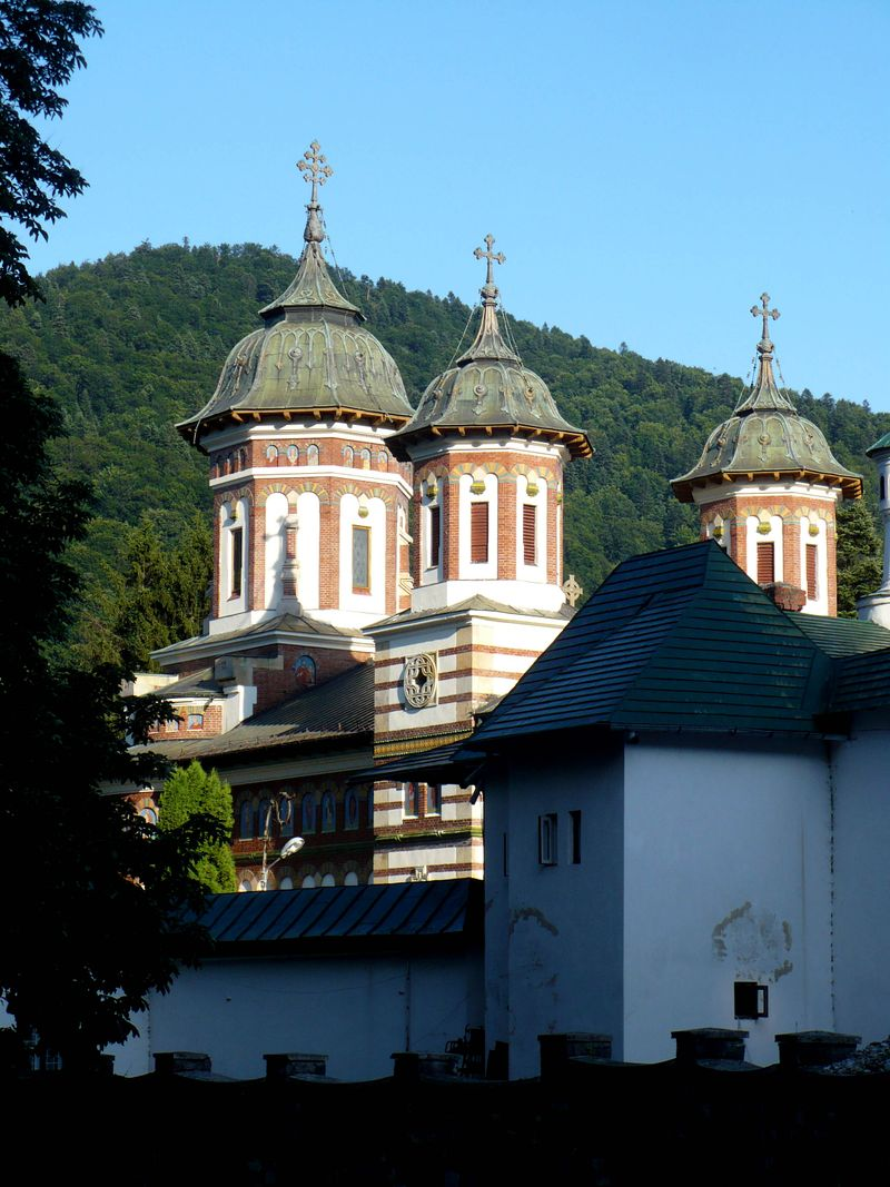Sinaia orthodox church