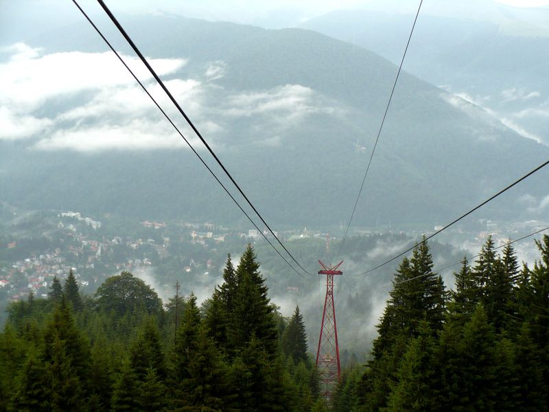 Sinaia and cables