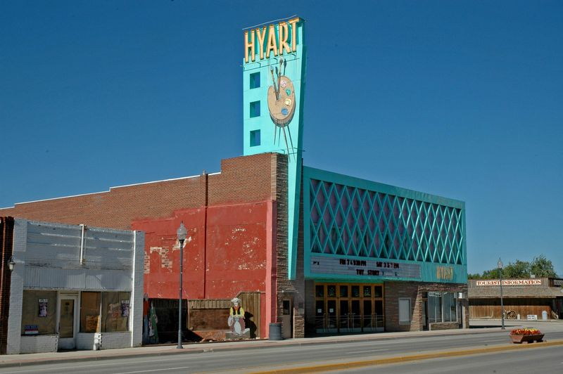 Hyart theater