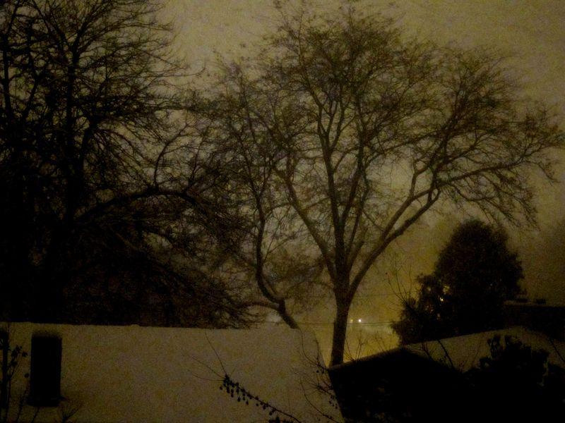 Snowy night 2